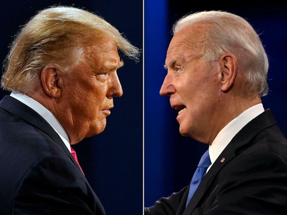 Trump might face a legal of political conflict- Biden exposing Trump