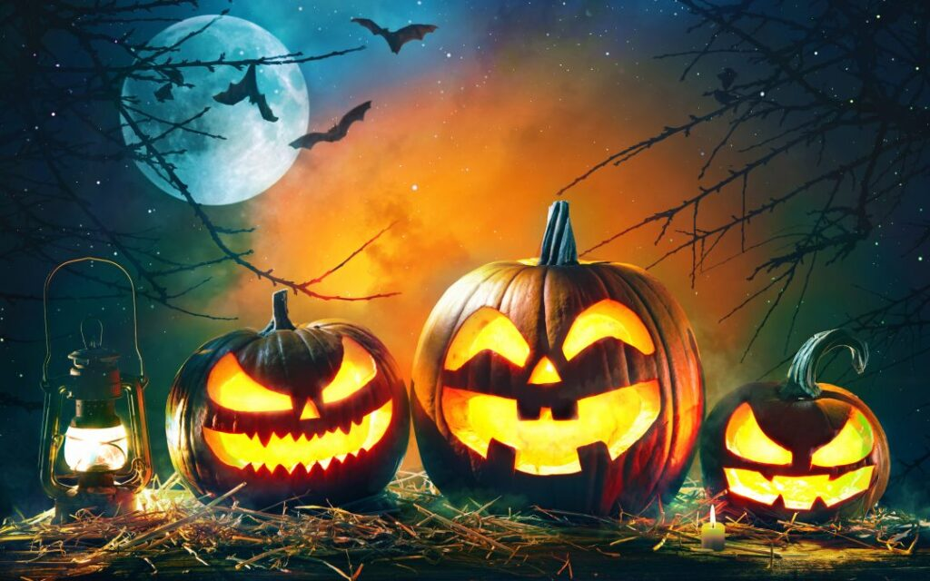 What Are The Colors Of Halloween