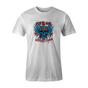 Freak Addiction T-Shirt white