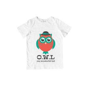 One Wonderful Lad T-Shirt White