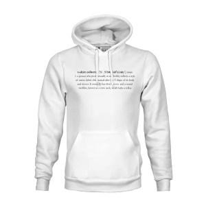 T Shirt Collector Hooded Sweatshirt
