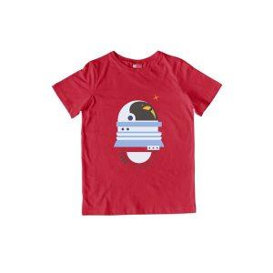 The Traveler T-Shirt Red