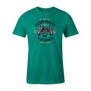 Escape Realty T Shirt Mint
