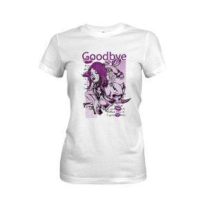Goodbye T Shirt white