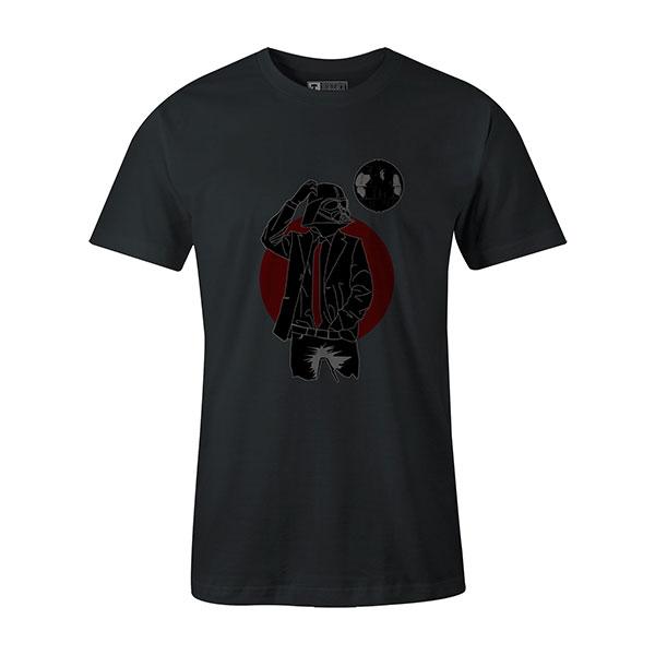 Darth Dapper T shirt coal