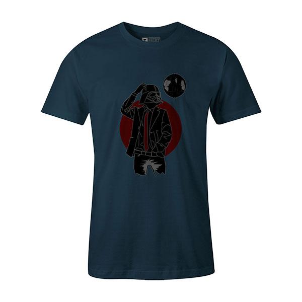 Darth Dapper T shirt indigo