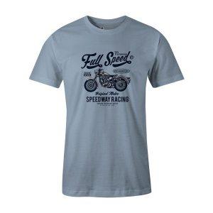 Full Speed T Shirt Baby Blue
