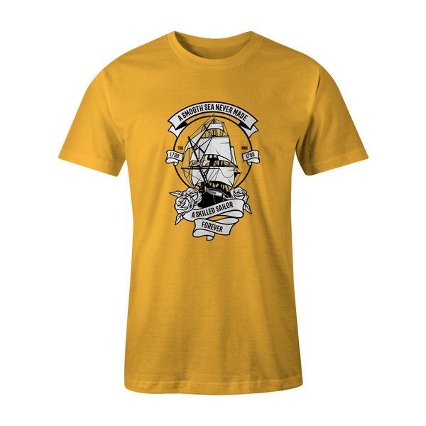 A Skilled Sailor T Shirt Sunshine