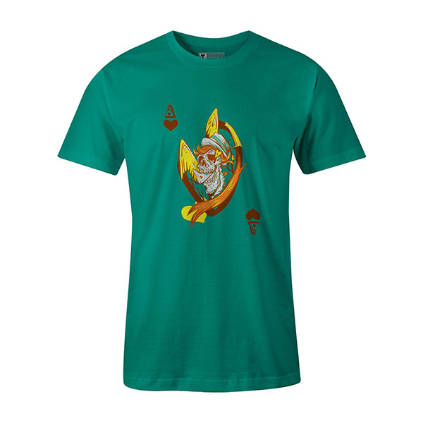 Ace of Hearts T shirt mint