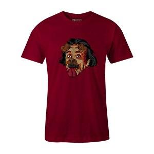 Genius Filter T shirt cardinal