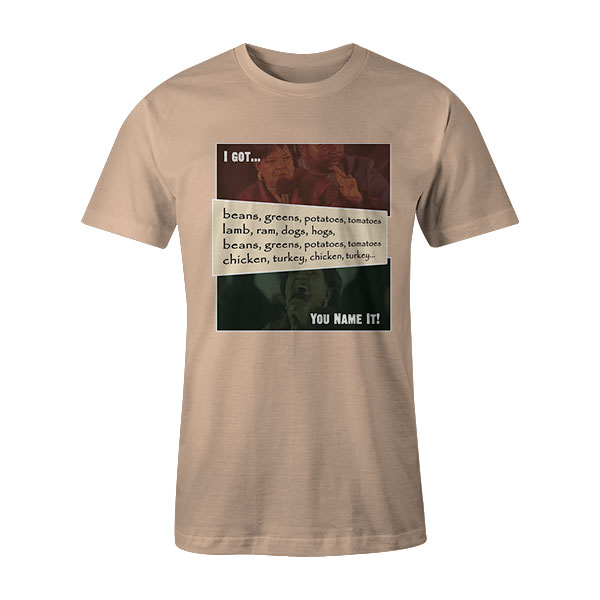 Beans and Greens T Shirt SoftCream2