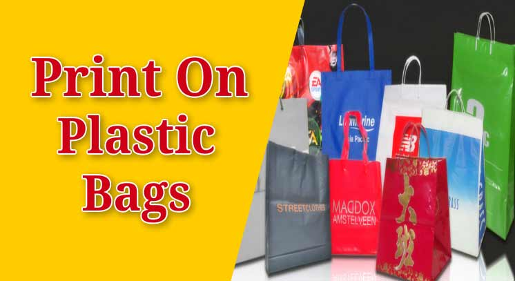Print On Plastic Bags