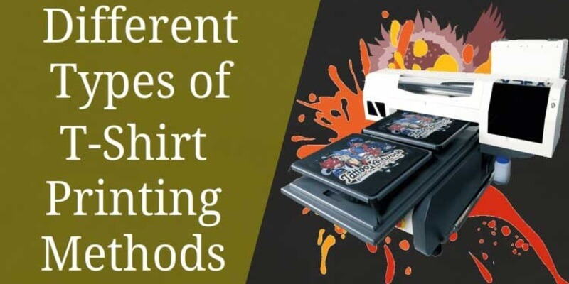 T-Shirt Printing Methods