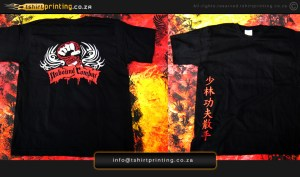 cool tshirt printing,karate club tshirts