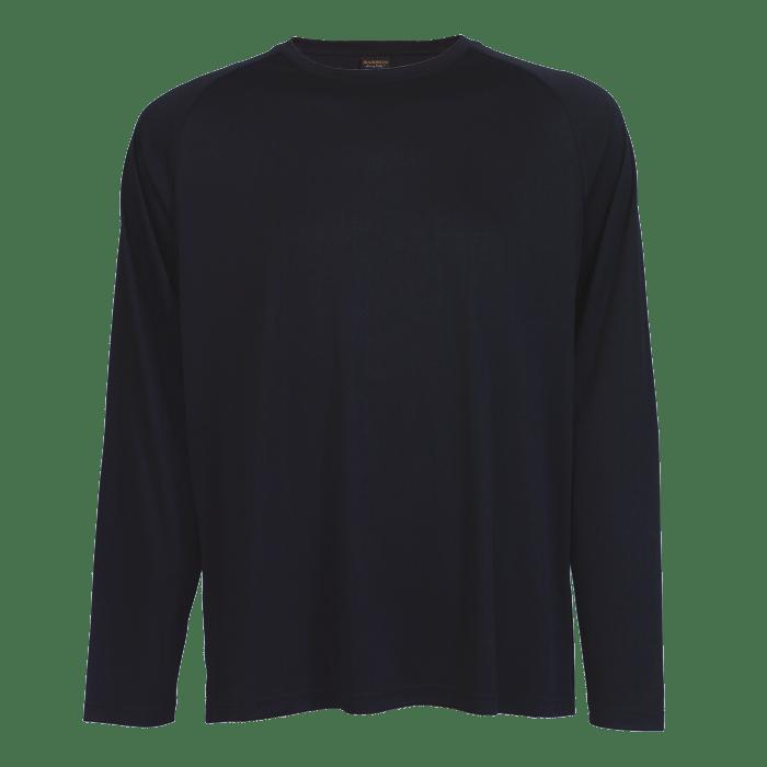 Black Long Sleeve T Shirt Printing Solutions