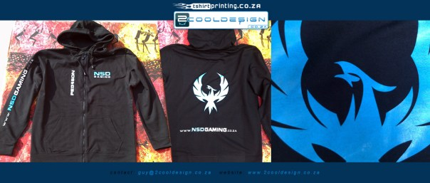 Custom gamer hoodies