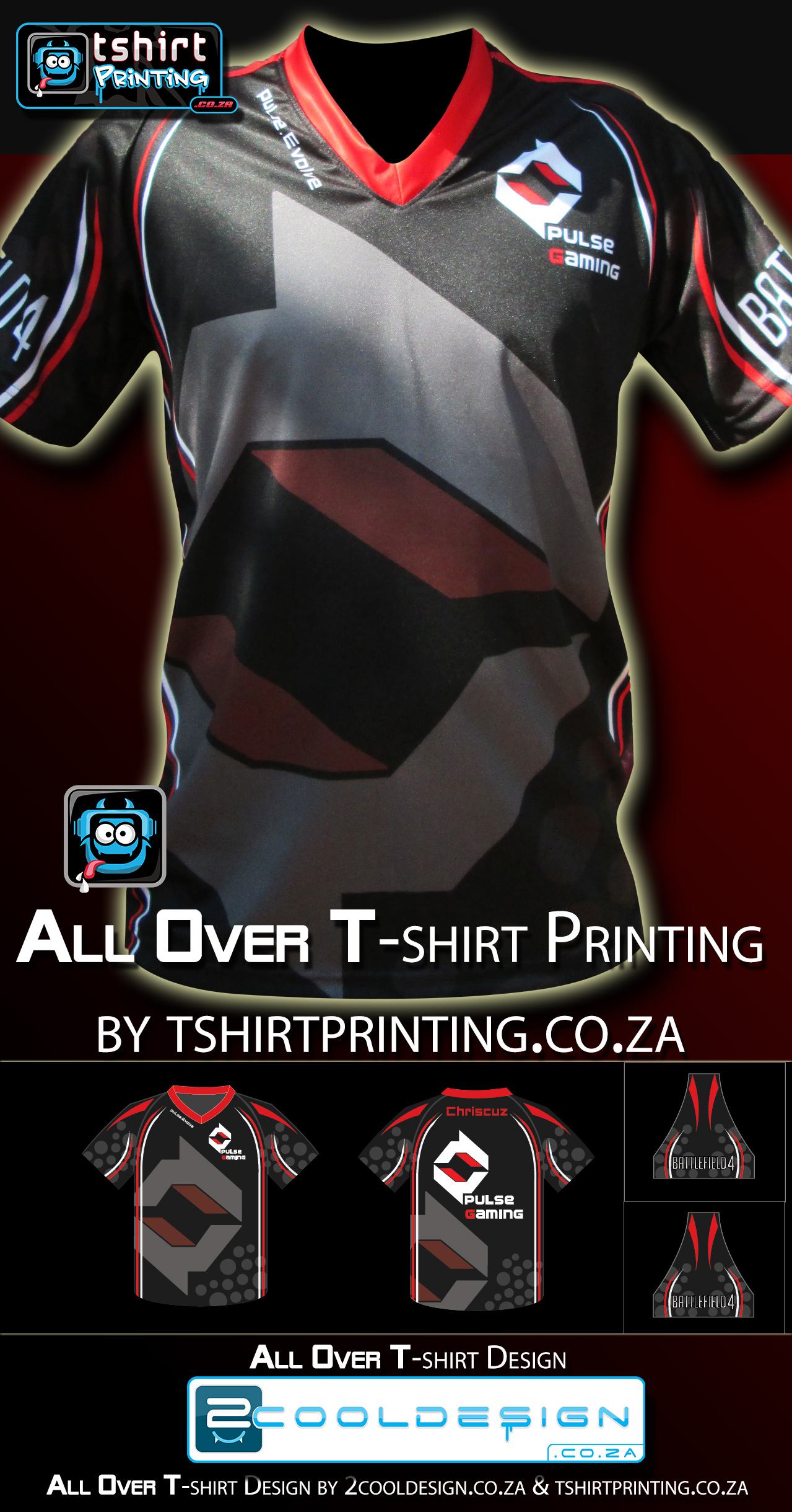 All over printing tshirt printing business for All over printing t shirts