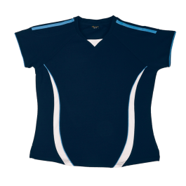 ladies sport tshirt running shirt