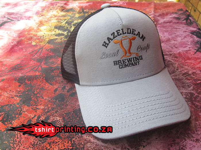 TRUCKER CAP IDEA