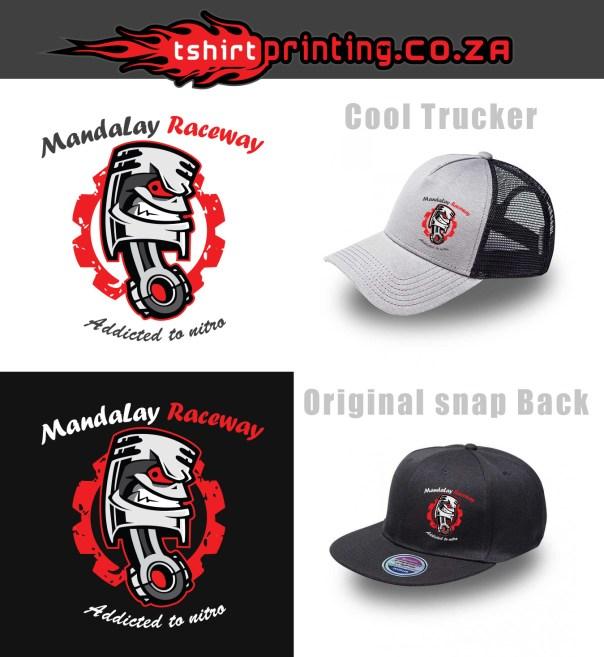 trucker cap-snapback cap