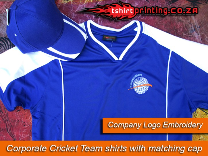 corporate-cricket-shirt-with-matching-cap-company-logo-embroidery