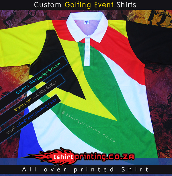 custom-golfing-event-shirts-south-africa-theme-golf-shirt