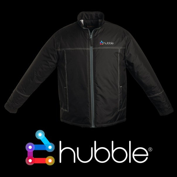 setup embroidery logo cool jacket
