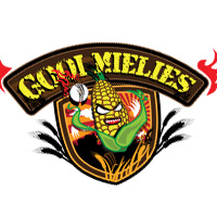 Gooi Mielies cricket team logo by tshirtprinting.co.za