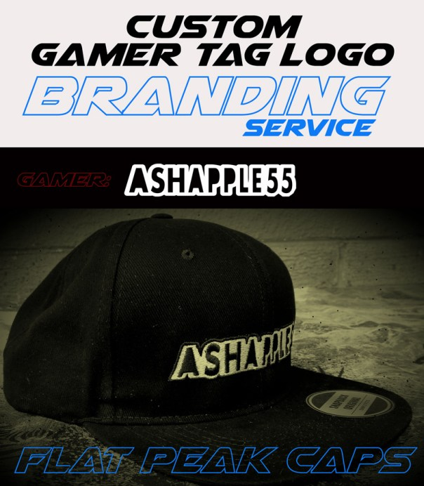 gamer-tag-branding-logo-design