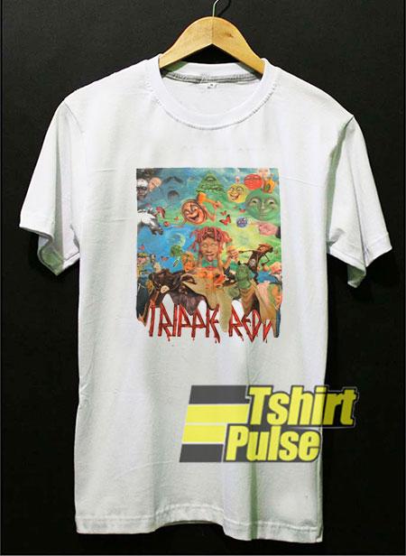 tshirt pulse