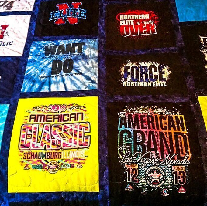 Questions & Answers about t shirt quilts
