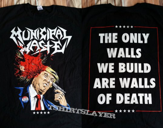 Image result for Municipal waste trump