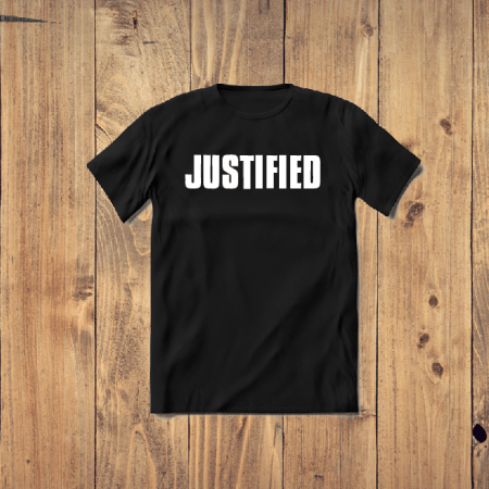90s Style Slogan T-Shirt - Inspired by The KLF / Justified Ancients of Mu Mu