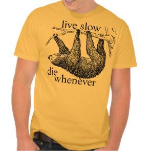Sloth Trend TShirts