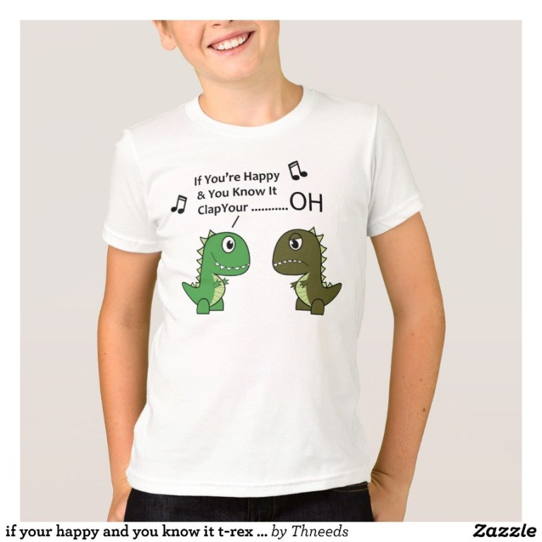 Cute and Funny Shirts for Kids