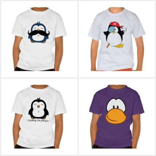Funny Gift For Her Penguin Pocket T-shirt,Cute Penguin Shirt,Penguin T-shirts