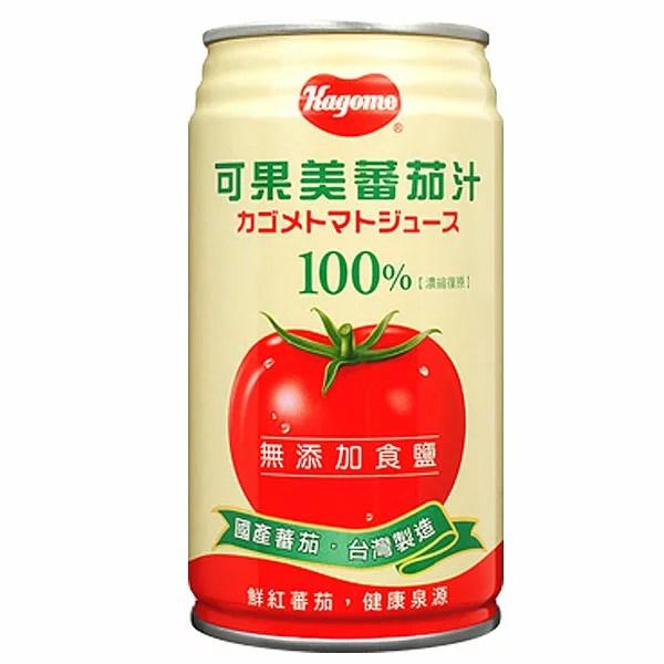 可果美 無鹽 蕃茄汁 340ml (24入)/箱 | 康鄰超市好康物廉網 - Rakuten樂天市場