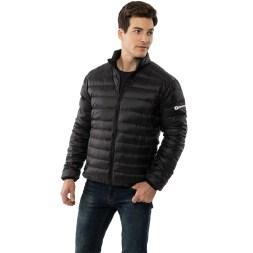 Alpine Swiss Niko Menâ??s Down Jacket Puffer Bubble Coat Packable Light Warm Parka 0