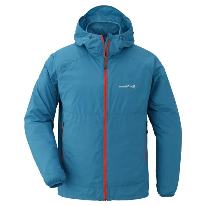 【mont-bell 日本】WindBlast 連帽風衣外套 運動外套 男款 青藍色 (1103242) | 鄉野情戶外休閒專業中心 - Rakuten樂天市場