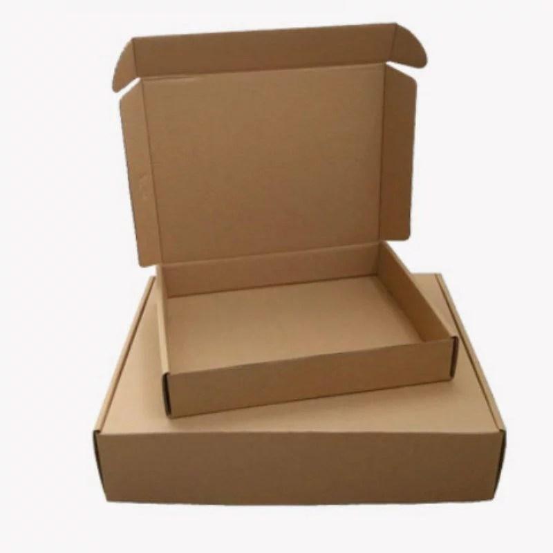 三層飛機紙盒 飛機盒 牛皮紙箱 包裝盒 紙盒 瓦楞紙箱 披薩盒 123便利屋   123便利屋 - Rakuten樂天市場