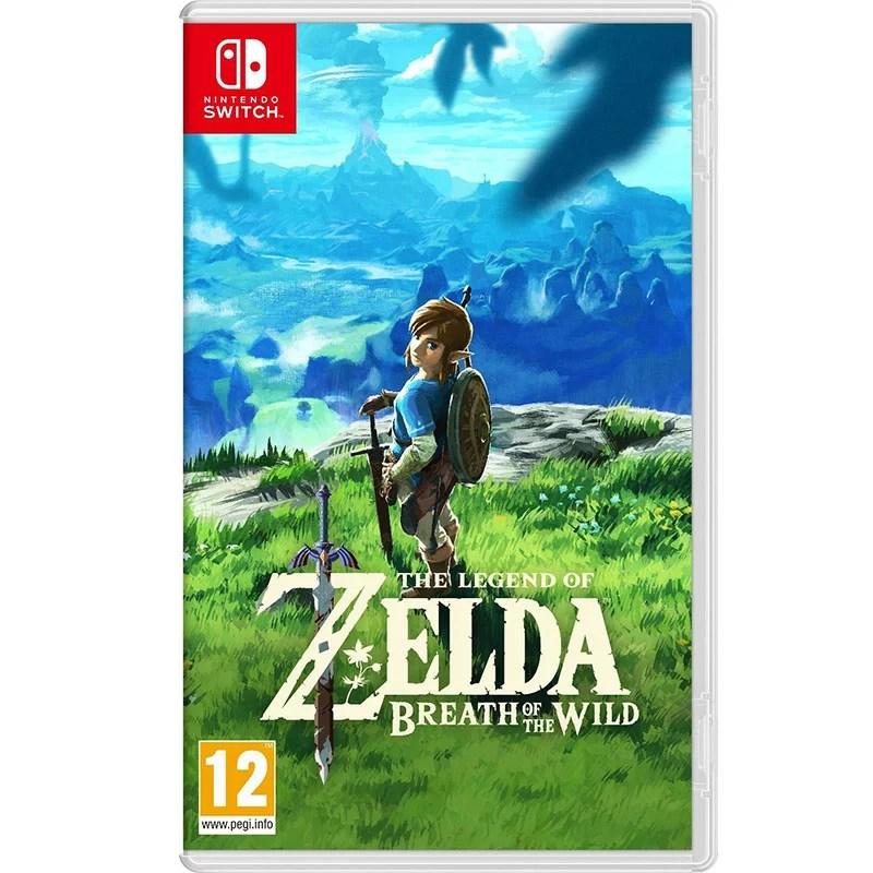 10大 薩爾達傳說 曠野之息 Zelda - NS Switch 中英日文美版 推薦【2019年版】 - 小可小朵寶貝生活誌