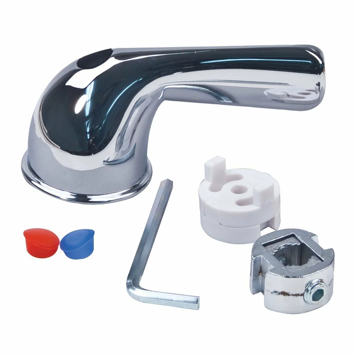 Brasscraft Sh5815 Universal Fit Tub And Shower Lever Faucet Handle Chrome