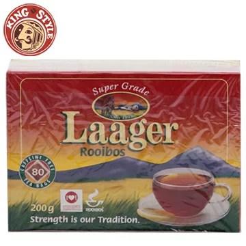 【Laager】南非國寶茶 國寶博士茶 80包/盒 | 金時代書香咖啡 - 樂天市場