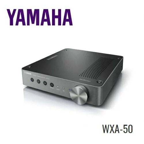 【YAMAHA 山葉】無線串流擴大機 WXA-50