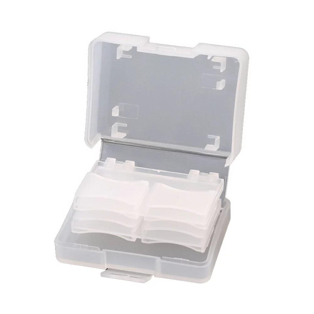 相機專家 CameraPro 透明記憶卡盒 CF SD 內存卡收納盒 可收納1CF 8SD 防塵 GK-1CF8SD | CameraPro相機專家 - Rakuten樂天市場
