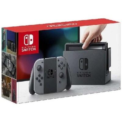 【送料無料】 任天堂 【5%OFFクーポン 9/15 00:00〜9/15 23:59】Nintendo Switch Joy-Con(L)/(R) グレー(ニ...