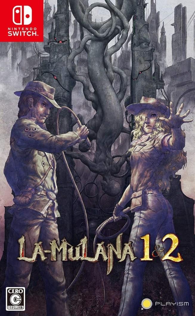 Nintendo Switch LA-MULANA 1&2(ラ・ムラーナ1&2)