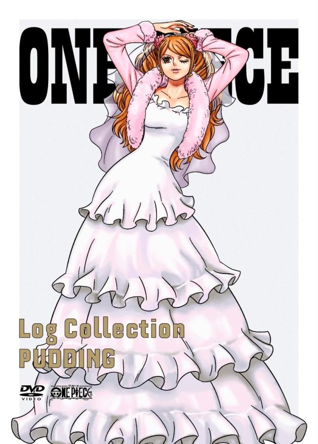 """9,740円 【先着特典】ONE PIECE Log Collection """"PUDDING""""(シリアルコード用紙)"""
