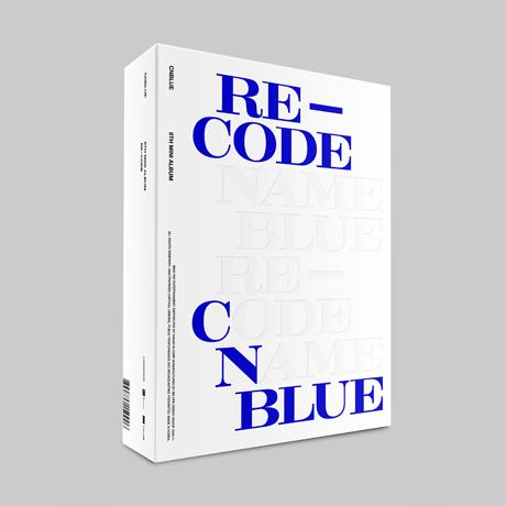 CNBLUE 【輸入盤】8THミニ・アルバム:リコード(スタンダード・バージョン)