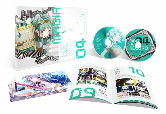 6,606円 マギアレコード 魔法少女まどか☆マギカ外伝 4(完全生産限定版)【Blu-ray】